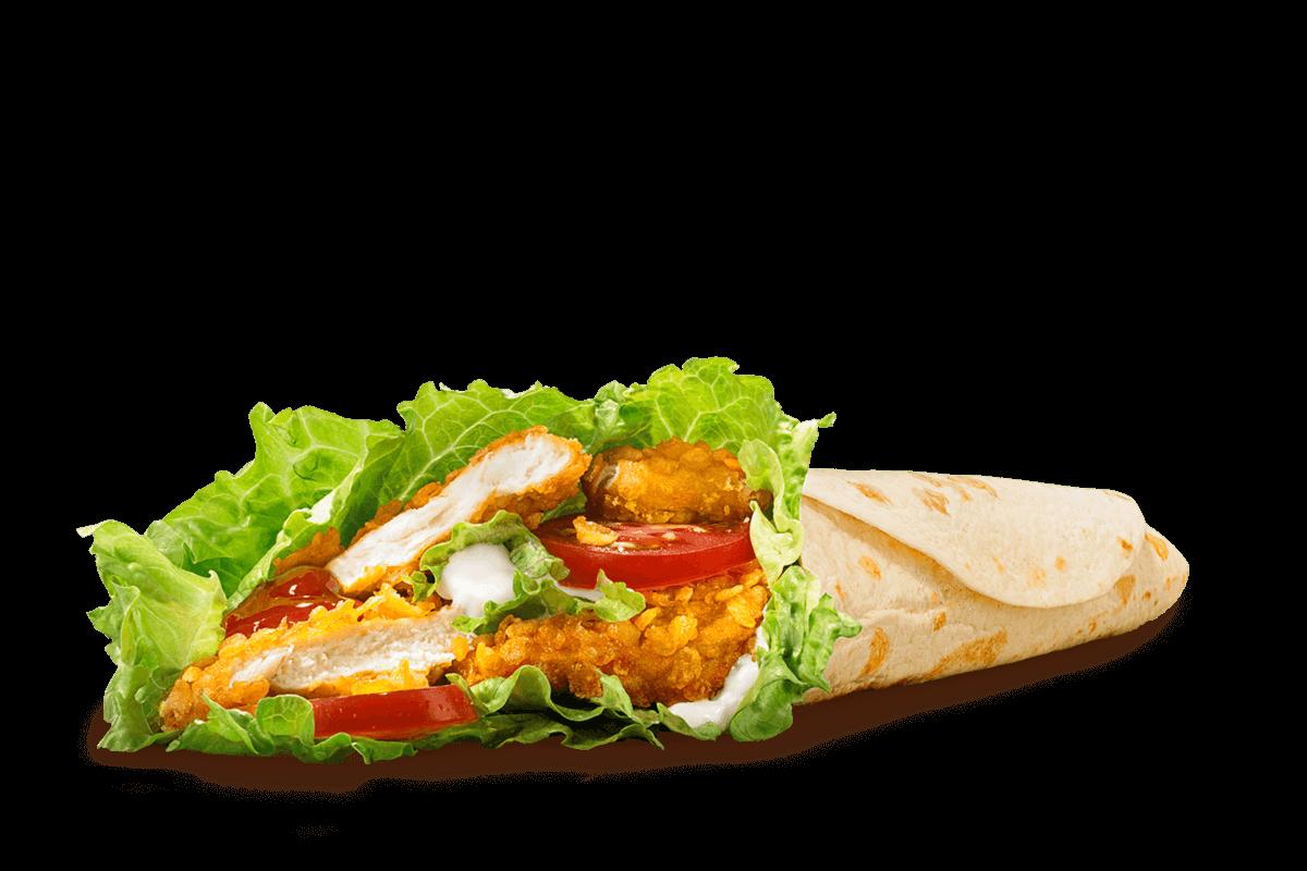 CRISPY CHICKEN WRAP   Burger King®